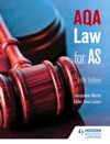 AQA Law For AS Fifth Edition