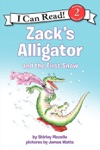 Zacks Alligator And The First Snow