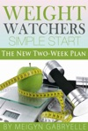 Weight Watchers Simple Start Recipes The New Two-Week Plan