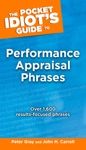 The Pocket Idiots Guide To Performance Appraisal Phrases