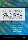 Designing Clinical Research Fourth Edition