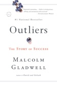 Outliers - Malcolm Gladwell Cover Art