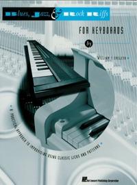 BLUES, JAZZ & ROCK RIFFS FOR KEYBOARDS (MUSIC INSTRUCTION)