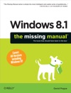 Windows 81 The Missing Manual