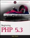 Beginning PHP 53
