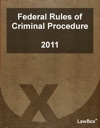 Federal Rules Of Criminal Procedure 2011