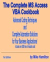 The Complete Advanced MS Access VBA Cookbook
