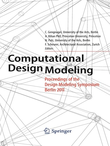 Computational Design Modeling