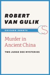 Murder In Ancient China