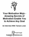 Your Motivation Mojo