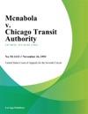 Mcnabola V Chicago Transit Authority