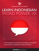 Learn Indonesian - Word Power 101