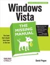 Windows Vista The Missing Manual