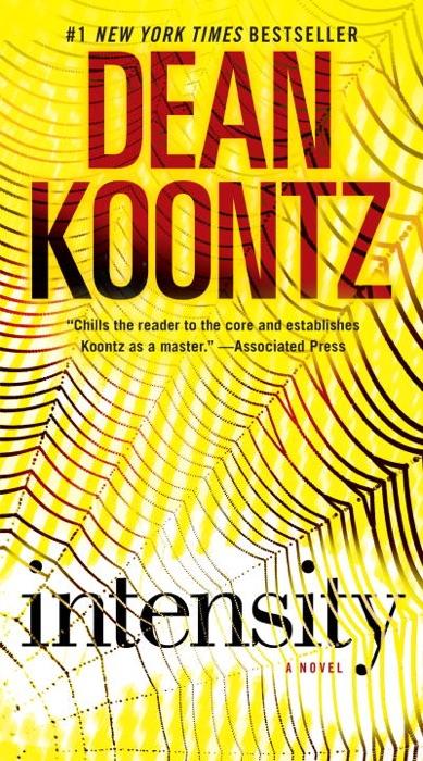 Intensity Dean Koontz Book