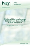 National Hockey League Enterprises Canada A Retail Proposal