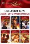 One-Click Buy August 2010 Harlequin Blaze