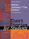 A Study Guide For Shirley Jacksons The Lottery