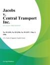 Jacobs V Central Transport Inc