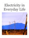 Electricity In Everyday Life