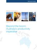 Beyond the boom: Australia's productivity imperative