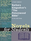 A Study Guide For Barbara Kingsolvers The Poisonwood Bible