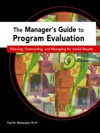 Managers Guide To Program Evaluation