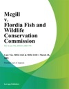 Mcgill V Flordia Fish And Wildlife Conservation Commission