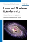 Linear And Nonlinear Rotordynamics