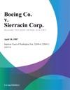 Boeing Co V Sierracin Corp