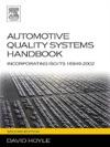Automotive Quality Systems Handbook Second Edition