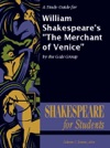 A Study Guide For William Shakespeares The Merchant Of Venice