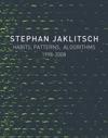 Habits Patterns Algorithms 1998-2008