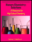 Honors Chemistry: Solutions