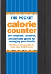 The Pocket Calorie Counter