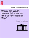 Map Of The World Commonly Known As The Second Borgian Map