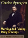 Morning And Evening - Daily Readings
