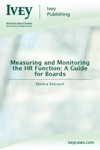 Measuring And Monitoring The HR Function A Guide For Boards