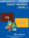 Sight Words Plus Level 1 Sight Words Flash Cards With Critters For Pre-Kindergarten  Up