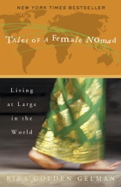 Tales of a Female Nomad - Rita Golden Gelman Book