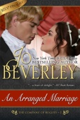 An Arranged Marriage (The Company of Rogues Series, Book 1) - Jo Beverley Cover Art