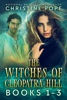 Christine Pope - The Witches of Cleopatra Hill: Books 1-3  artwork