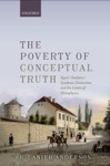 The Poverty Of Conceptual Truth Kants AnalyticSynthetic Distinction And The Limits Of Metaphysics