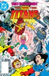 The New Teen Titans 1980- 17