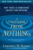 A Universe from Nothing - Lawrence M. Krauss Cover Art
