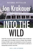 Into the Wild - Jon Krakauer Cover Art