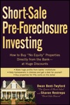 Short-Sale Pre-Foreclosure Investing