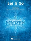 Let It Go From Frozen Sheet Music