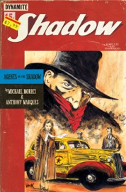 THE SHADOW ONE SHOT 2014: AGENTS OF SHADOW