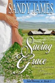 Sandy James - Saving Grace (Safe Havens 1)  artwork