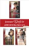 Harlequin Desire June 2016 - Box Set 2 Of 2